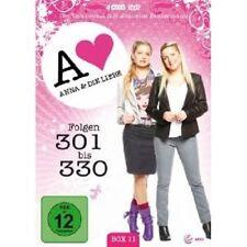 ANNA UND DIE LIEBE - BOX 11 (FOLGEN 301-330) 4 DVD NEU