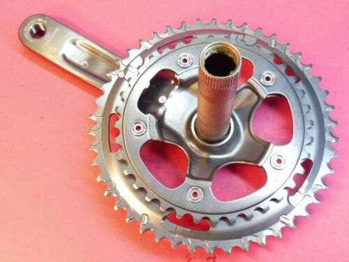 - NOS Details about  /Shimano Silver 36.46 X chainset 175 mm CX50 Cyclo
