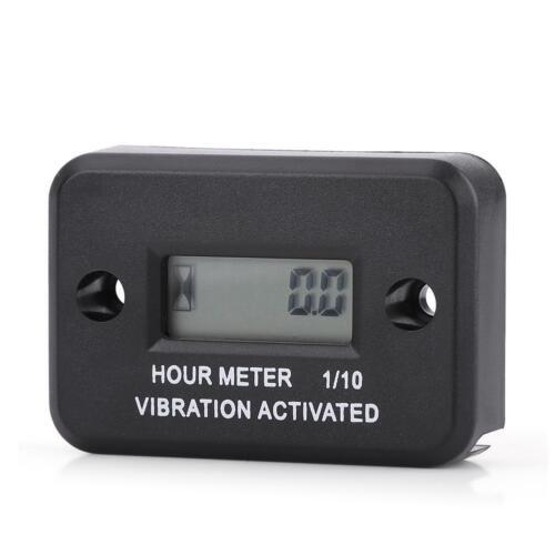 Digital Vibration Stundenzähler Betriebsstundenzähler Stunde Meter Wasserdichte