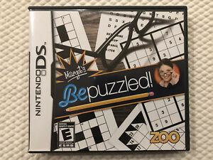 Margot-s-BePuzzled-Nintendo-DS-Complete-w-Case-amp-Manual
