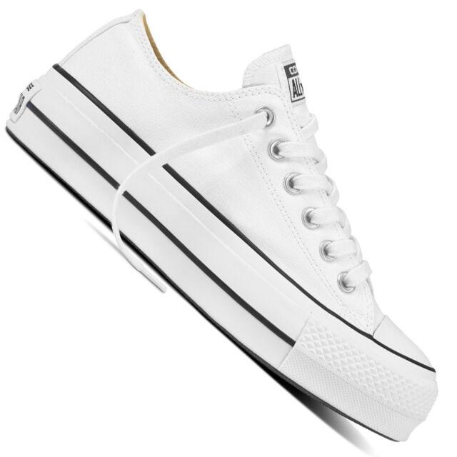 Converse Chuck Taylor All Star Lift Sneaker Damen - Weiß , EUR 42