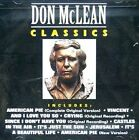 Don McLean Classics 0715187754720 CD