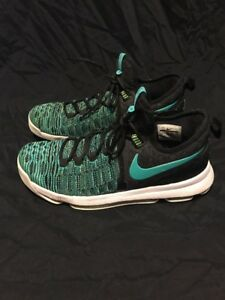 pretty nice 10594 71186 ... clear jade for 3346c 3c843  greece image is loading nike zoom kd ix 9  birds of paradise 7bdca 307bc