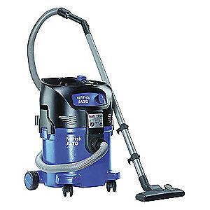 NILFISK Critical Area Vacuums,135 cfm,1-11 32 HP, 107418445