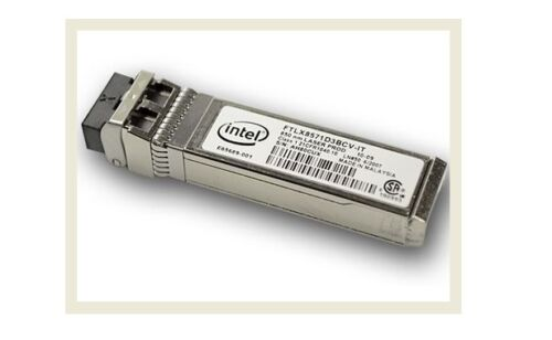 Intel Dell 10G Ethernet SFP+SR Optic for X520-DA2//SR2 E10GSFPSR 0Y3KJN