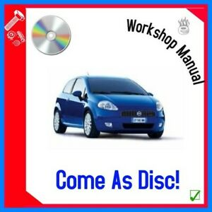 Repair Manual Fiat Grande Punto Workshop Manual