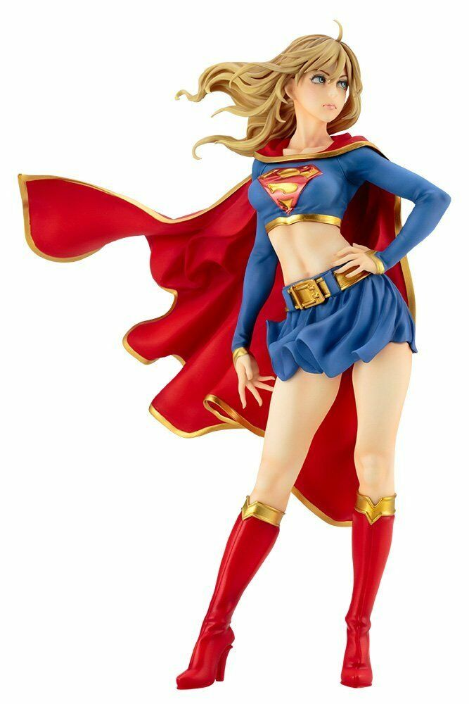 KOTOBUKIYA DC COMICS BISHOUJO DC UNIVERSE Supergirl 1 1 1 7 Japan version 30b56e