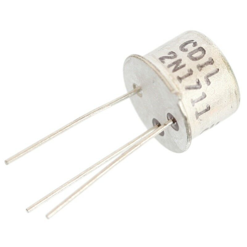 2N1711 Transistor npn 70V 0,5A 3W TO39 CDIL | Zuverlässige Qualität