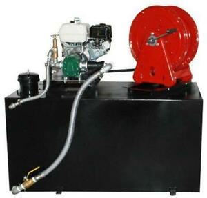New Oil Based Asphalt Sealing Spray System Unit Pro 200 C Liquid Gilsonite Driveway Sealer Sealers Black Mac Sprayer Canada Preview