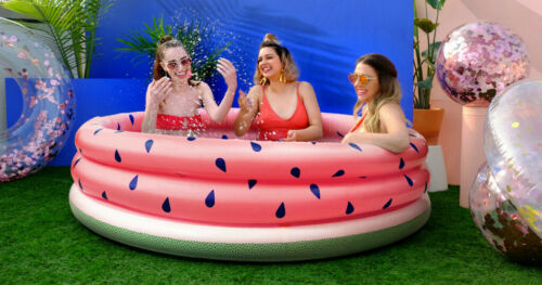 La Vaca :CHOOSE DESIGN: Adult Child Details about  /Minnidip Luxe Designer Inflatable Pool