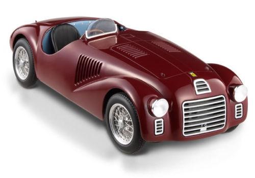 Ferrari 1947 rojo Oscuro 125 S Hot Wheels Elite Edition 1 18 en oferta Envío Gratuito