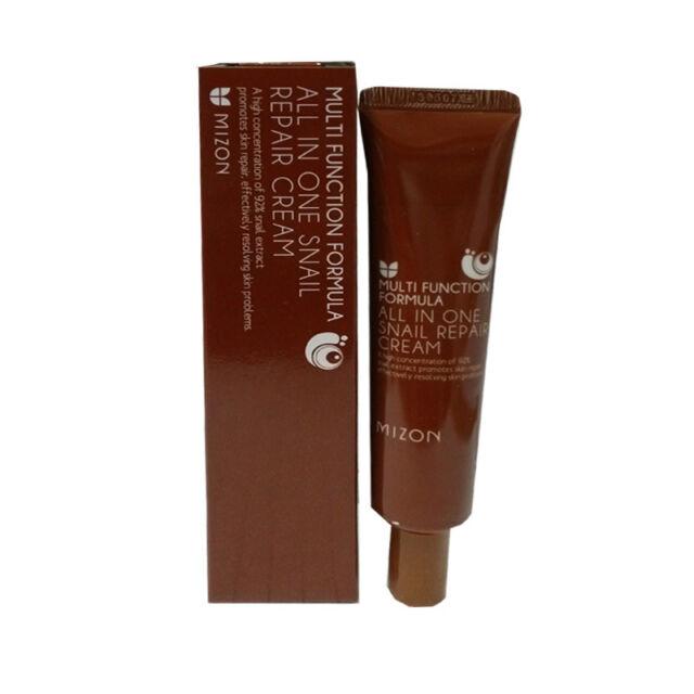 [MIZON]  All In One Snail Repair Cream Tube 35ml/Anti-wrinkle function