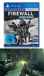 Firewall-Zero-Hour-PS-VR-Aim-Shooter-PS-4-Spiel-fuer-Play-Station-PS4-NEU-amp-OVP