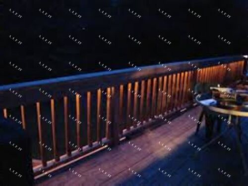 kitchen enclosure awning USA lanai fence RV screen LED light for eg deck