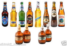 Russisches Bier Set 10 Flaschen, 3,62€/L Пиво