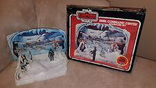 1981 Vintage Star Wars Rebel Command Center Adventure Set COMPLETE W/ BOX
