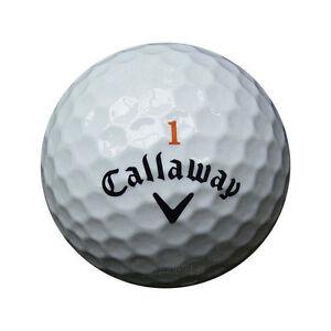 60-Callaway-HEX-Warbird-Golfbaelle-im-Netzbeutel-AAA-AAAA-Lakeballs-Baelle-Golf