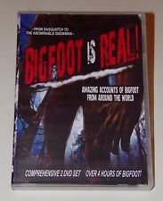 Bigfoot is Real!: Amazing Account of Bigfoot from Around the World 2 DVD