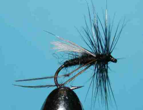 main attachée Mouches Truite Pêche Mouche 18 Dry Fly SELECTION No.3 047