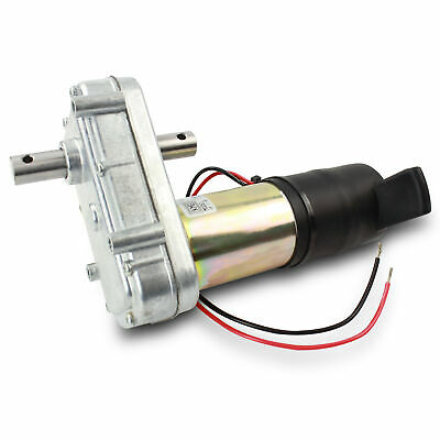 Power Gear 523983 RV Slide Out Motor Maxi-Torque Dual Shaft without Pin