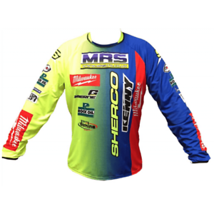 Sherco MRS  Enduro Motor Bike Motorcycle Team Riding Jersey  fishional store for sale