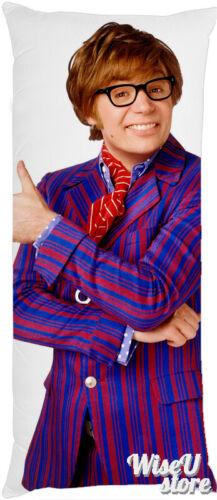 Austin Powers Dakimakura Full Body Pillow case Pillowcase Cover