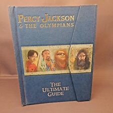 Percy Jackson and the Olympians The Ultimate Guide - Rick Riordan EUC Hardcover