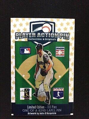 "Pittsburgh Pirates Bill Mazeroski Trikot Revers Pin-classic Collectible Baseball & Softball "" Maz Gesundheit Effektiv StäRken Fanartikel"