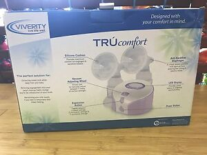 Sold separately NEW Viverity TRU Comfort Double Electric