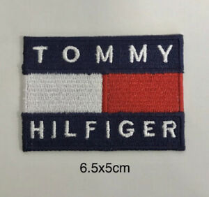 Tommy-Hilfiger-fashion-brand-Logo-Iron-on-Sew-on-Embroidered-patch