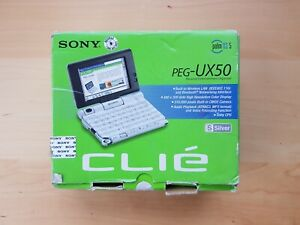 Sony CLIE PEG-UX50 PDA