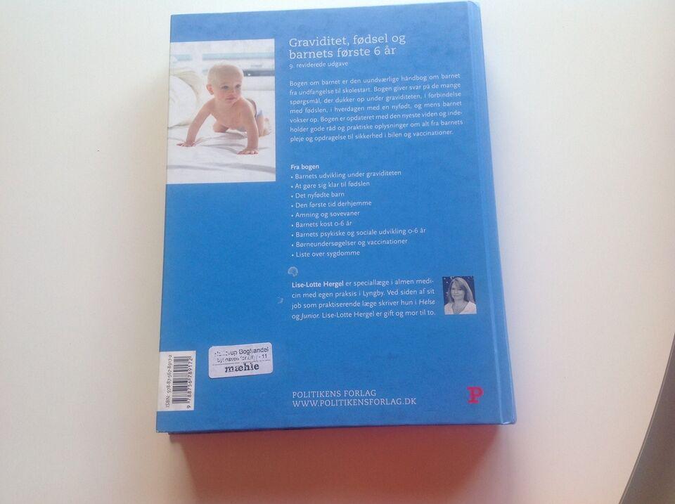 Bogen om barnet, Lise-Lotte Hergel, emne: familie og børn
