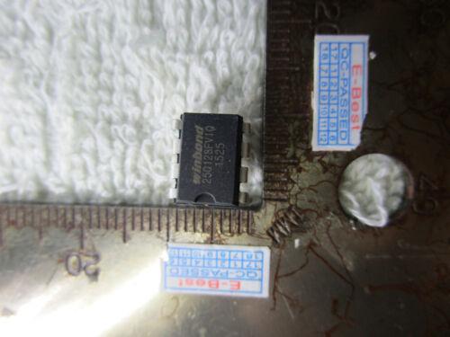 3pcs 25QI28FVIQ 25Q12BFVIQ 25Q128FV1Q 25Q128FVIO 25Q128FVIQ W25Q128FVIQ DIP8 IC