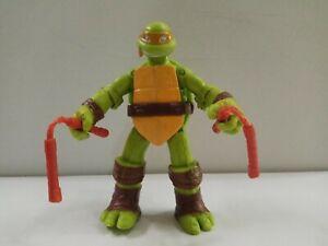 Nickelodeon Spittin/' Michelangelo Animated Teenage Mutant Ninja Turtles