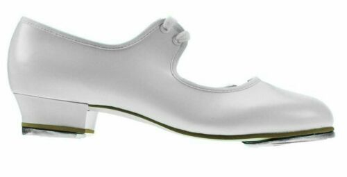 Bloch SO330 Timestep White PU Low Heel tap shoes