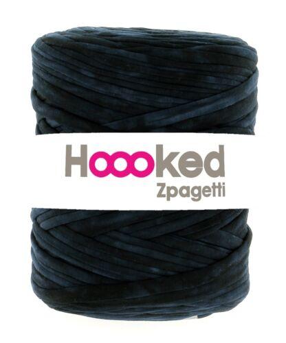 Hoooked `Zpagetti Stoffgarn Batik Dark Blackberries` Neu Stricken Häkeln