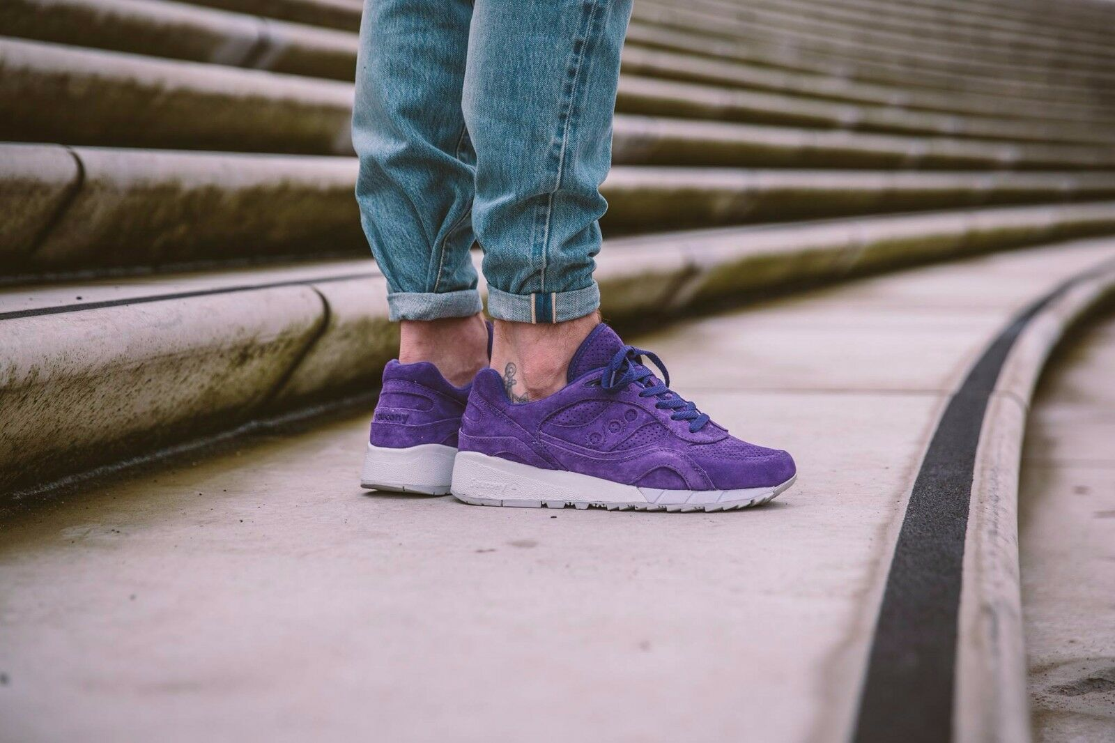 Saucony Shadow 6000 - S70222-3 - pur