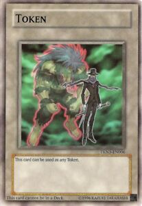 TKN3-EN005 TOKEN COMMON YU-GI-OH CARD