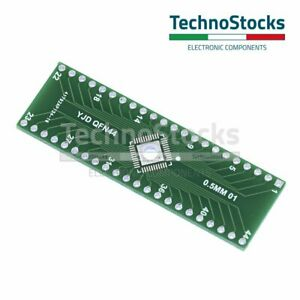 Adattatore Zoccolo ZIF 18 pin per circuiti integrati DIL DIP