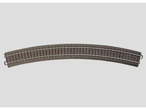 Single-Marklin-24530-Wide-Radius-R5-Curved-C-Track-Sections-30-Buy-by-the-piece