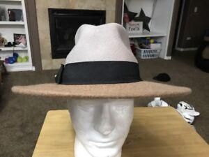 4b8cc7ae7a1 San Diego Hat Company Wool Brown Grey Black Women s Hat One Size ...