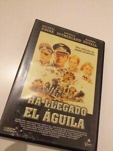 Dvd-HA-LLEGADO-EL-AGUILA-CON-MICHAEL-CAINE