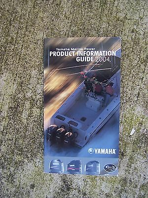 2004 Yamaha Marine Outboard Product Information Guide More In Our Store U Speciale Zomerverkoop