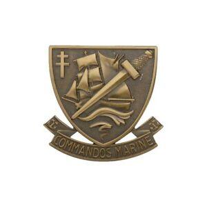 fusilier marin commando Insigne de béret neuve des Commandos de Marine