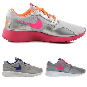 the latest 9e2f5 994c6 La imagen se está cargando Nike-Kaishi-Mujer-Damas-Ninas-Con-Cordones-Para-