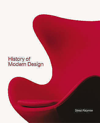 A History of Modern Design: Graphics and Products Since the Industrial-ExLibrary