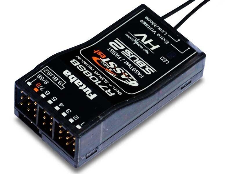 Futaba R7108SB Ricevitore 2,4GHz Fasstest   Quasi