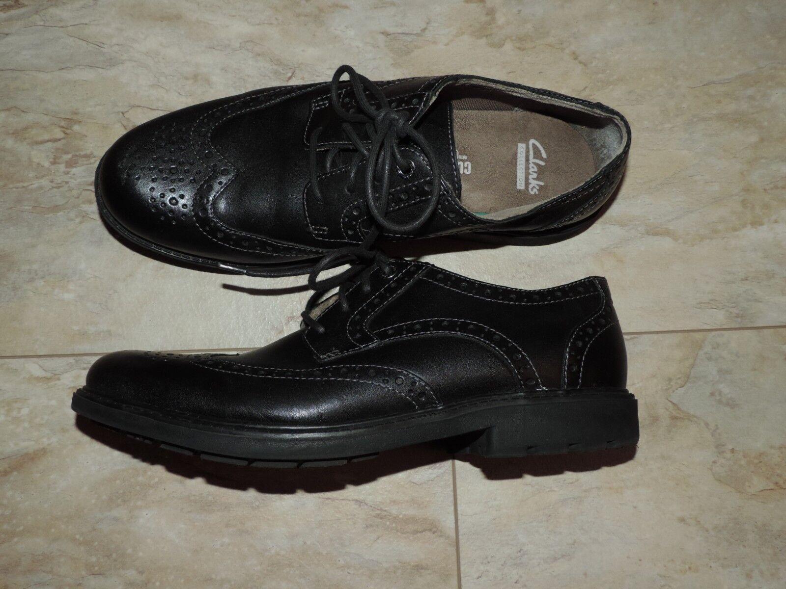 Clarks Gr. Herren Schuhe,Budapester, Gr. Clarks 44 UK 9,5, c1ab84
