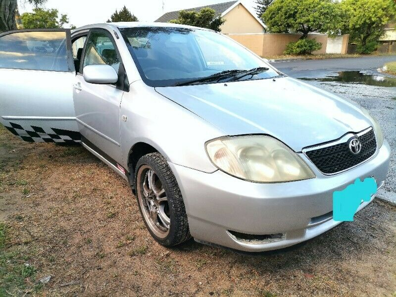 Toyota Corolla 3zz Breaking for Spares