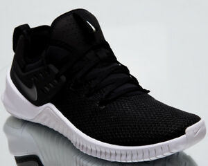 3870678b1ace Nike Free x Metcon Men New Training Shoes Mens Black White Sneakers ...